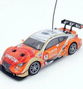 Радиоуправляемый автомобиль для дрифта Lexus 1:16.