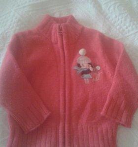 Курточка, жилетка, свитер