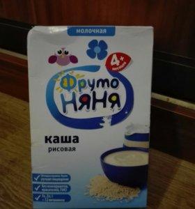 Каша рисовая Фруто няня