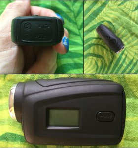 Экшн-видеокамера