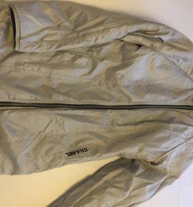 Куртка подростковая ветровка двухсторонняя