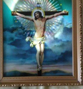 Икона. ИИСУС ХРИСТОС