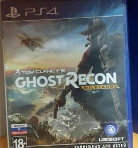Ghost Recon Wildlands ps4 playstation 4