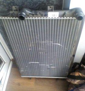 Новый радиатор охлаждения