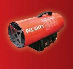 Газовая пушка ресанта+ балон 12,5л