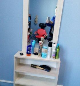 Зеркало для парикмахерской