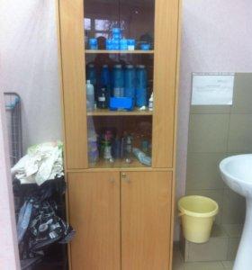 Стол маникюрный и шкаф