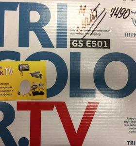 Приёмник триколор ТВ gs E501