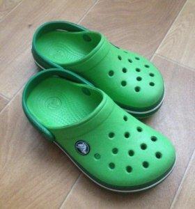 Сабо Crocs 27 размер, 10-11 американский