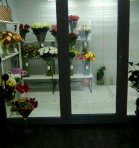 Продам готовый бизнес, салон-магазин цветы и подар