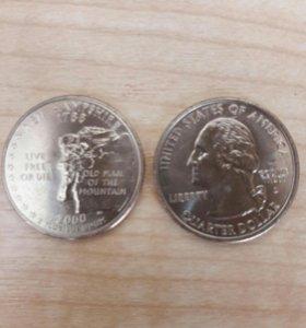 25 центов 2000год