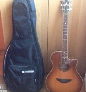 Электроакустическая гитара Ямаха АРХ 700