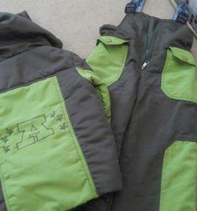 Куртка+ комбенизон