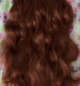 Волосы искусственные на трессах