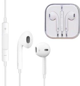 EarPods наушники Apple