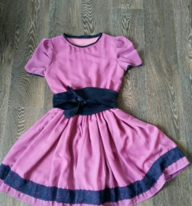 Платье красивое шифоновое