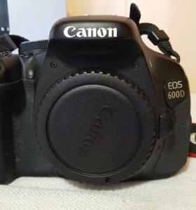 Canon EOS 600 d, kit 18-135
