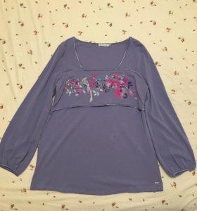 Блузка для кормящей мамы
