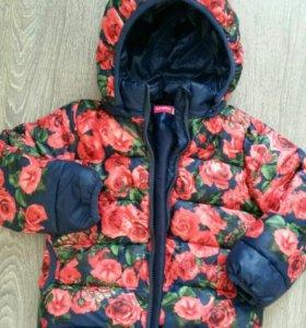 Курточка весна 110-116