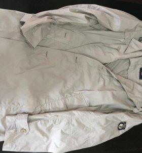 Продам куртку итальянскую новую