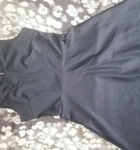 Платье юбка джинсовая