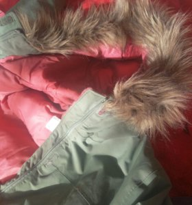 Куртка для девочки 11-13 лет.