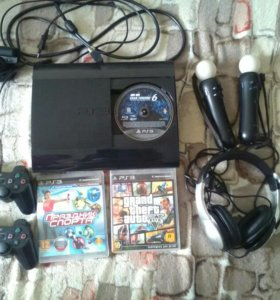 Playstation 3(super slim)