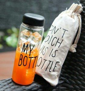 Новые Фирменные Бутылочки My Bottle