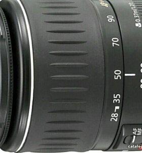 Canon EF 28-90 f. 4-5,6 II.