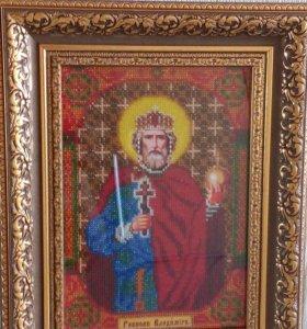 Икона именная Равноап. Вдадимир