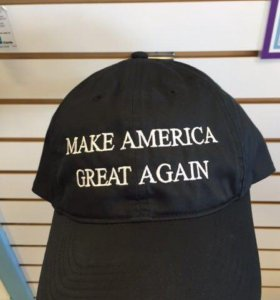 Кепка Make America Great America