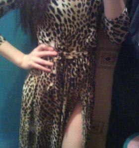 Платье одевали 1 раз