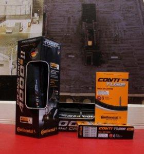 Новые Continental Grand Prix 4000 S II+ К