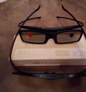 3D очки Samsung пара
