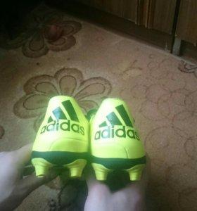 Бутсы Adidas оригинальные