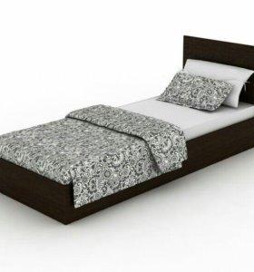 Кровать односпальные 90х200