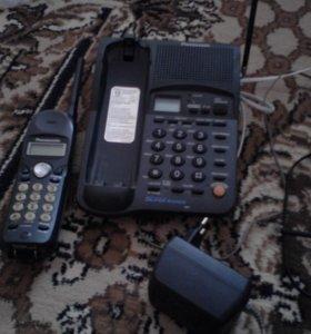 Радио телефон Panasonic.