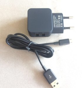 2 USB сетевое з/у