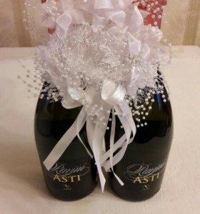 Бамбоньерка на шампанское
