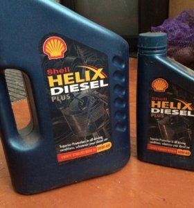 Shell Helix 10 w 40 diesel