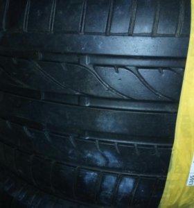 Бу летняя шина bridgestone dhp sport 275 40 20 1шт