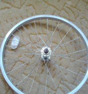 Велосипед обод и покрышка