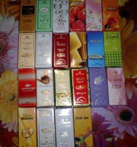 Арабские масла и парфюм