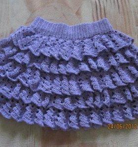 Детские юбки и платья