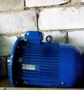Электродвигатель 5,5 кВт.
