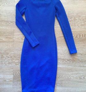 Платье zara обалденного цвета