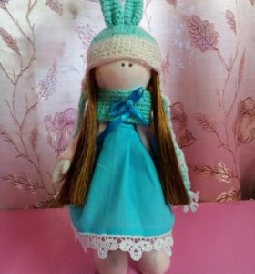 Интерьерная кукла, рост 20 см