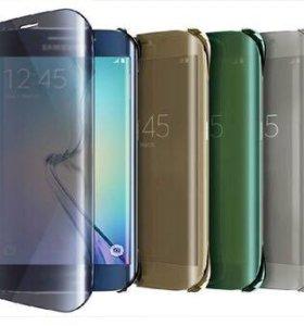 Чехол с прозрачной крышкой для Galaxy A5 (2015 г.)