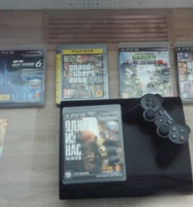 PS3 (Play Station 3)