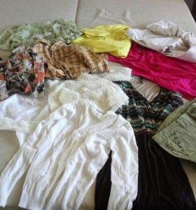 Вещи пакетом женские
